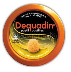 Dequadin Pastilles Lemon 50gm