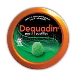 Dequadin Pastilles Menthol 50gm