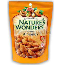 Nature's Wonders Baked Almonds 150gm