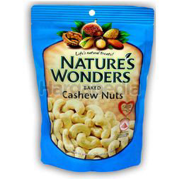 Nature's Wonders Baked Cashew Nuts 150gm