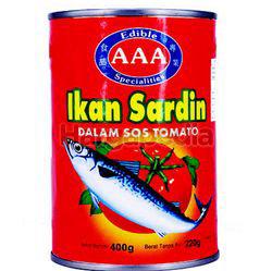 AAA Sardines In Tomato Sauce 400gm