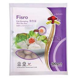 Mushroom Fisro Fish Dumpling 500gm