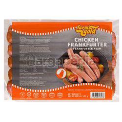 Farm Gold Chicken Frankfurters 300gm