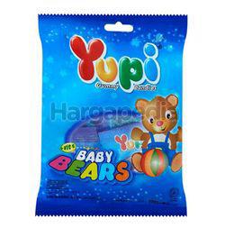 Yupi Gummy Candies Happy Bear 120gm