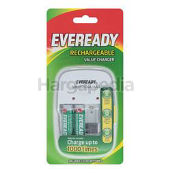 Eveready Value Charger with 2AA Rechargeable 1 set
