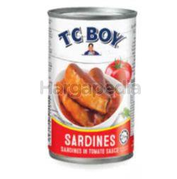 TC Boy Sardines In Tomato Sauce 155gm