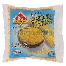 KG Frozen Sweet Corn 500gm