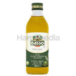 Basso Extra Virgin Olive Oil 500ml