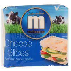 Melbourne Cheese Slices 250gm