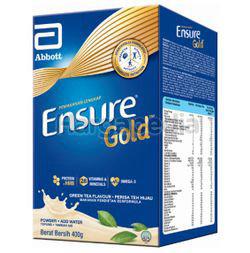 Ensure Gold Green Tea 400gm