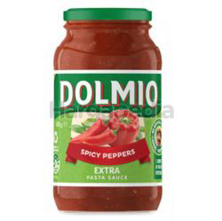 Dolmio Extra Spicy Peppers Pasta Sauce 500gm