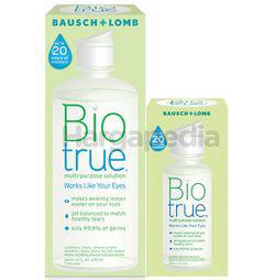 Bausch & Lomb Bio True 300ml+60ml