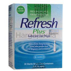 Allergan Refresh Plus 30x0.4ml