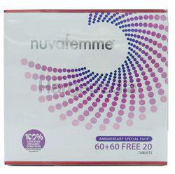 Nuvafemme Feminine Well-Being 2x60s+20s