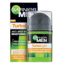 Garnier Men TurboLight Anti-Spot Whitening Moisturizer SPF16 40ml