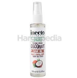 Inecto Naturals Hair Oil Coconut 100ml