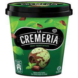 La Cremeria Ice Cream Mint Temptation 750ml