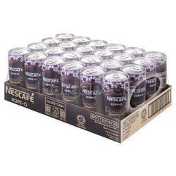 Nescafe Can Kopi O 24x240ml
