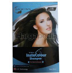 Gewinn Insta Colour Shampoo Brown Black  3s+1s