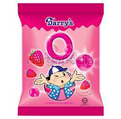 Darry's 'O' Strawberry Gummy 100gm