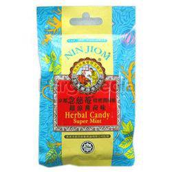 Nin Jiom Candy Super Mint 20gm