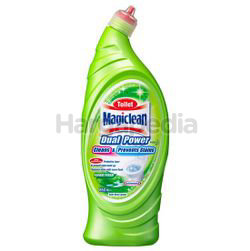 Magiclean Dual Power Toilet Bowl Cleaner Forest Fresh 650ml