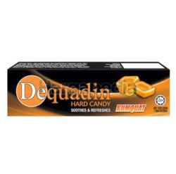 Dequadin Hard Candy Kumquat 38gm
