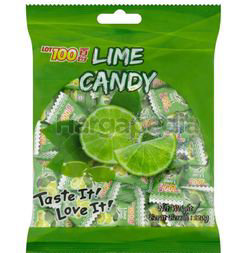Lot 100 Candy Lime 120gm