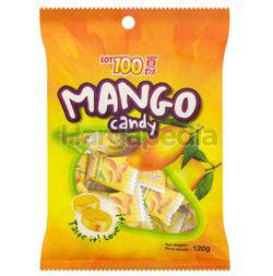 Lot 100 Candy Mango 120gm
