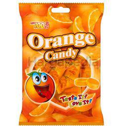 Lot 100 Candy Orange 120gm