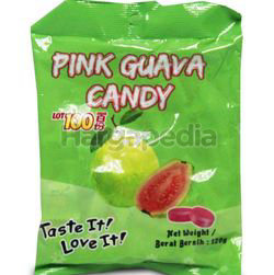 Lot 100 Candy Pink Guava 120gm