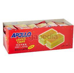 Apollo Layer Cake 24x18gm