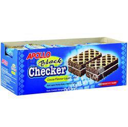 Apollo Checker Cocoa Layer Cake 24x18gm