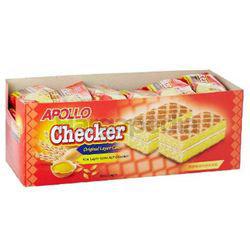Apollo Checker Original Layer Cake 24x18gm