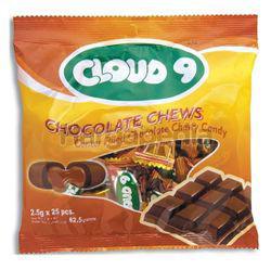 Cloud 9 Candy Chocolate Chew 25x2.5gm