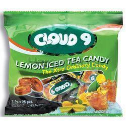 Cloud 9 Candy Lemon Ice Tea  25x2.5gm