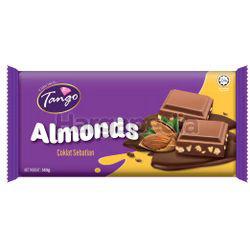 Tango Chocolate Bar Milk Chocolate With Almond 140gm