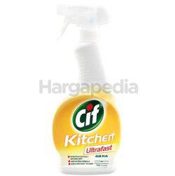 Cif Ultrafast Kitchen Spray 450ml