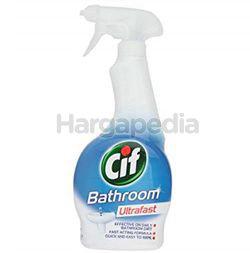 Cif Ultrafast Bathroom Spray 450ml