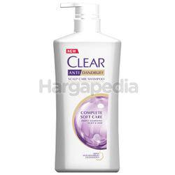 Clear Complete Soft Care Shampoo 480ml