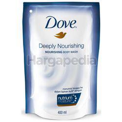 Dove Cream Shower Beauty Nourishing Refill 400ml
