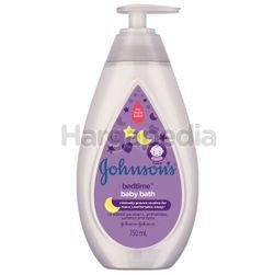 Johnson's Baby Bath Bedtime 750ml