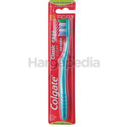 Colgate Classic Clean Toothbrush Medium 1s