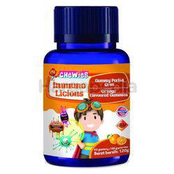 Chewies Immuno Licious Orange Flavours 60s