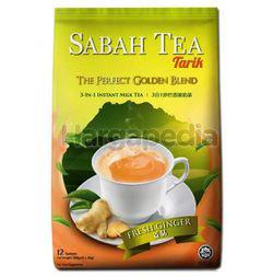 Sabah Tea 3in1 Instant Teh Tarik Ginger 12x30gm