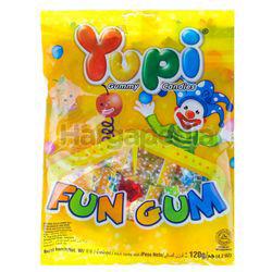 Yupi Gummy Candies Fun Game 120gm