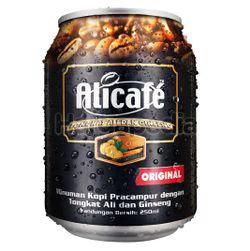 Ali Cafe Tongkat Ali Coffee Original 250ml