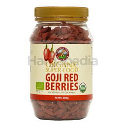 Country Farm Organic Goji Red Berries 200gm