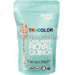 Spoon Health Tri-Color Organicl Quinoa 450gm
