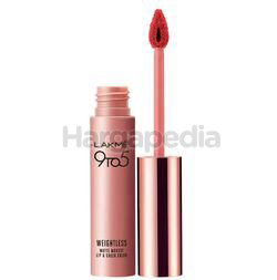 Lakme 9To5 Weightless Matte Mousse Lip & Cheek Color 1s